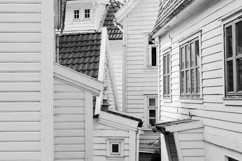 Bergen, Noorwegen von Jelle Dekker