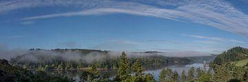 Lake Vyrnwy, Wales von Sven Scraeyen