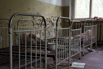 Pripyat kindergarten sur Tim Vlielander