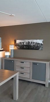 Kundenfoto: Pano Brede haven zwart/wit von Leo van Valkenburg
