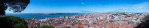 Lissabon Panorama (Portugal)