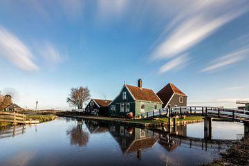 Die Zaanse Schans in Zaandam, Niederlande von Sem Wijnhoven
