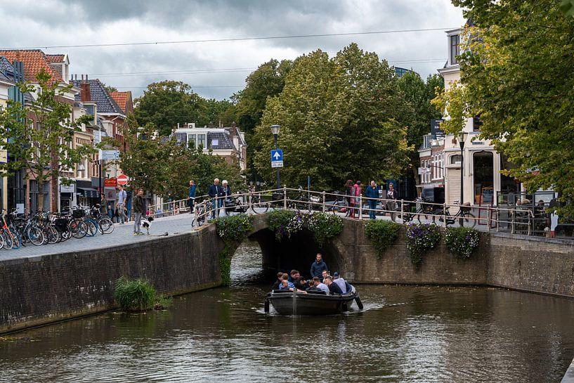 Nieuwestad, Leeuwarden van Ingrid Aanen