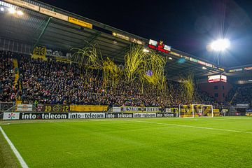 Rat Verlegh Stadion: De B-Side van Martijn Mureau