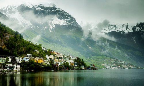 Norway Village 2 van