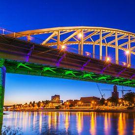 Rijnbrug Arnhem John Frostbrug van Fotografie Arthur van Leeuwen