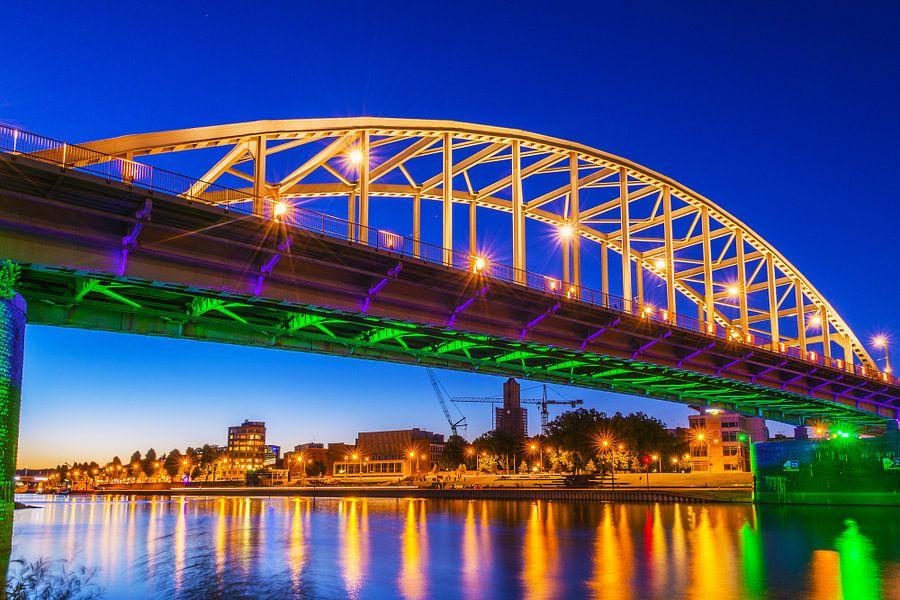 Arnhem, John Frost Brug van Fotografie Arthur van Leeuwen