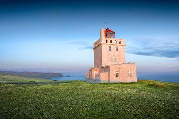 Dyrhólaey Leuchtturm