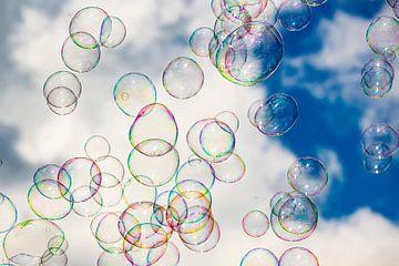Seifenblasen von Arend van der Salm