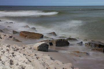 Ostseestrand auf der Insel Usedom von t.ART