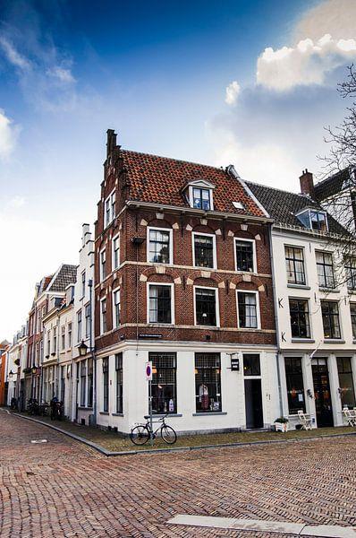 Utrecht - Korte Minrebroederstraat van Ricardo Bouman | Fotografie