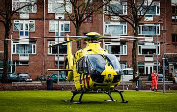 Eurocopter EC-135 ( Mobiel Medisch Team) von ilias azou