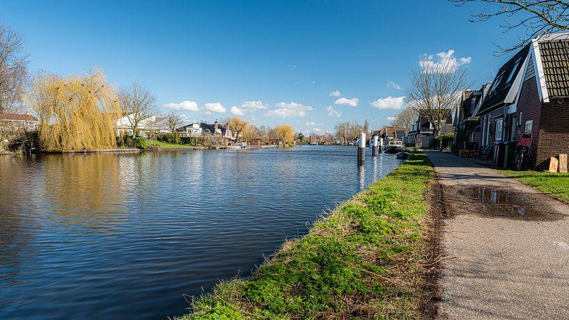 Altrhein bei Bodegraven. von Rob IJsselstein