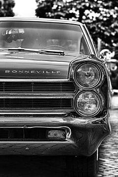Pontiac Bonneville - een bruut van een oltimer! von Jelte Bosma
