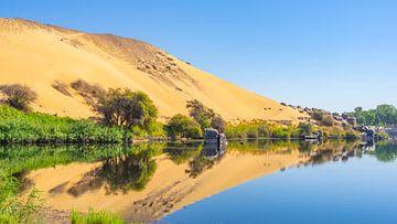 Nachdenken über den Nil, Ägypten von Jessica Lokker