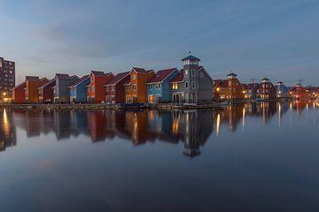 Reitdiephaven Groningen von Wil de Boer