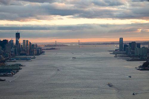 New York Hudson River