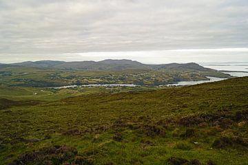 De Slieve League kliffen in het westen van County Donegal, Ierland van Babetts Bildergalerie