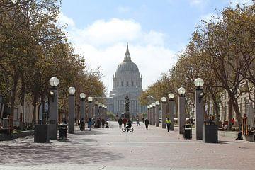 San Francisco City Hall van Martin van den Berg Mandy Steehouwer