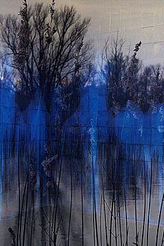 Gefangen in Blau von Anita Snik-Broeken