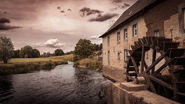 Watermolen Wijlre von Maurice Cobben
