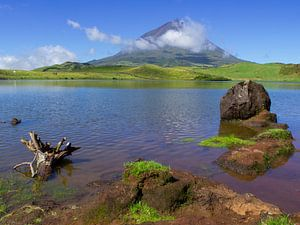 Pico Azoren  Portugal van Corali Evegroen