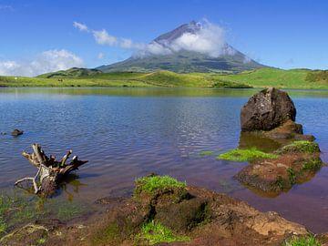 Island Pico Azores sur