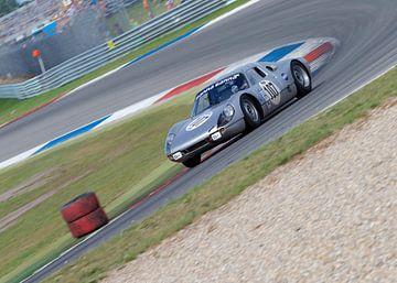 Porsche 904 van Thijs Schouten