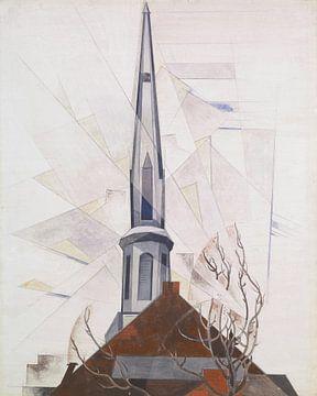 In de provindie, 1920 van Atelier Liesjes