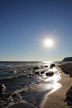 Sonnenaufgang von Ostsee Bilder