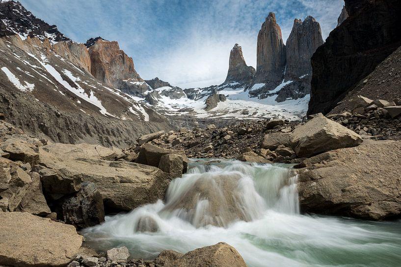 Torres del Paine, de blauwe torens van Gerry van Roosmalen