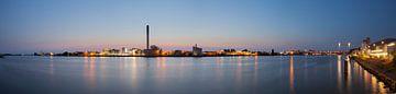 Panorama Zwijndrecht van Frank Peters