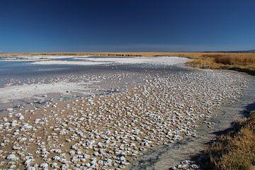Salzkristalle Altiplano Bolivien von A. Hendriks