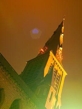 Willibrord kerk Vleuten van Martijn Wit