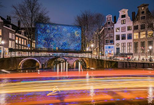 Starry Night van