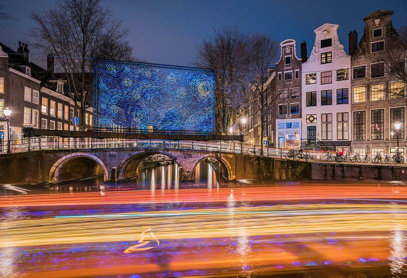 Starry Night van Jeroen de Jongh