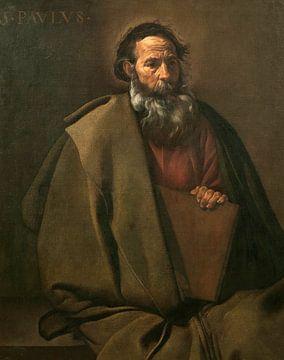 San Pablo, Diego Velázquez - 1619 sur