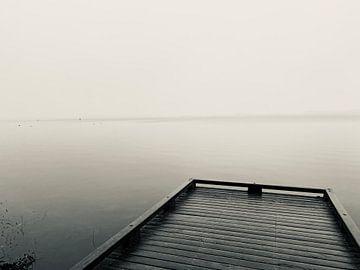 Bij de pier van Emma Van Leur