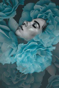 Blau von Carla Van Iersel