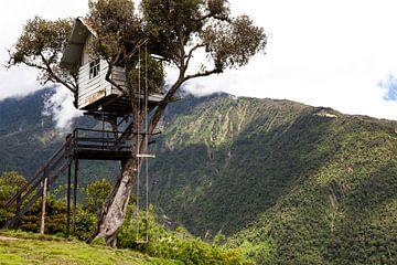 Baños, Ecuador van