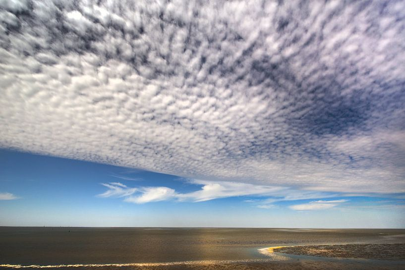 wolkendek van Harrie Muis