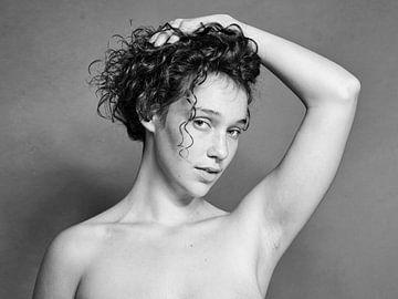 Bild einer schönen Frau. #313 von william langeveld