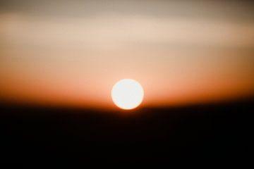 Italiaanse zonsondergang van Isis Sturtewagen
