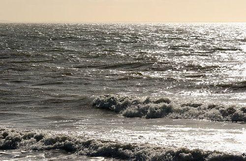 Zicht over zee