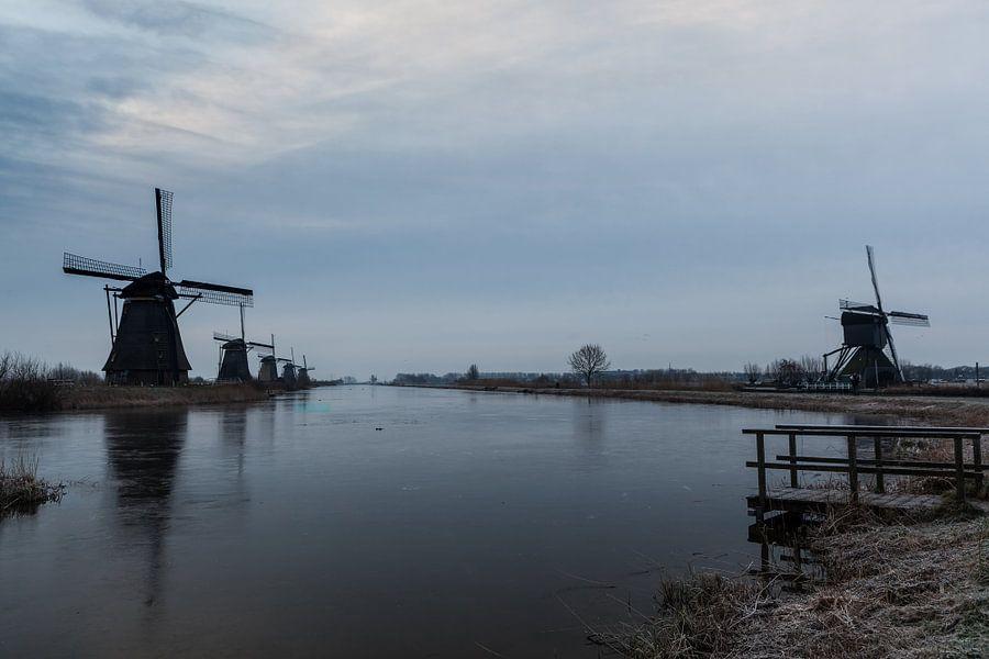 Wintertijd in Nederland van Leanne lovink