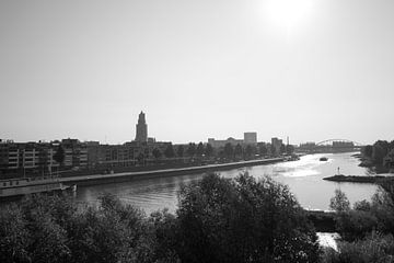 De 'skyline' van Arnhem. von Maarleveld Fotografie