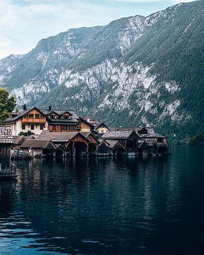 Hallstatt, Österreich von Marion Stoffels