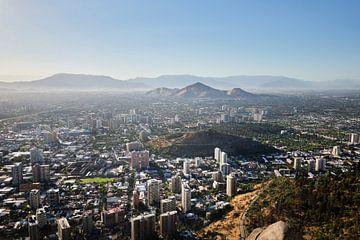 Santiago, Chili van Sjoerd van der Hucht