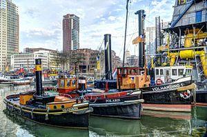 sleepboten, Rotterdam