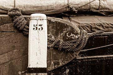 Haven van Dordrecht, nr. 53 van Ada van der Lugt